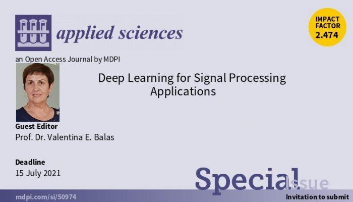 Applied Sciences 2020