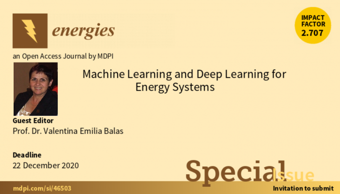 Energies - Deep learninf 2020